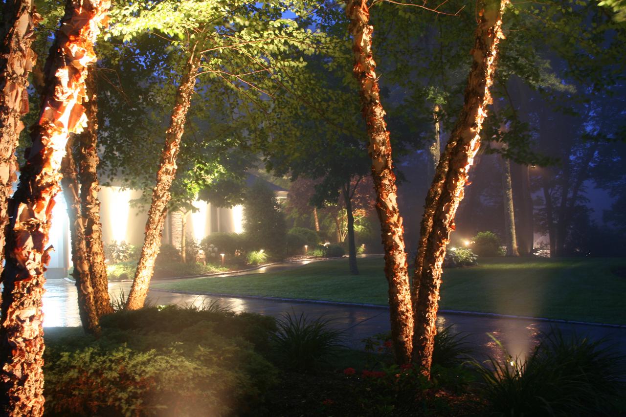 Chicago Landscape Lighting